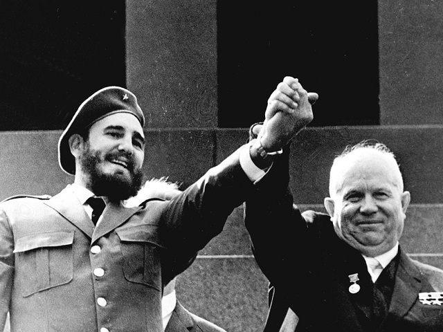 Castro Kruschev