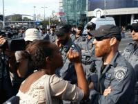 Ethiopian Protest in Israel (Reuters)