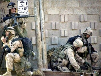 AP Phot/ LCpl J.A. Chaverri, US Marines