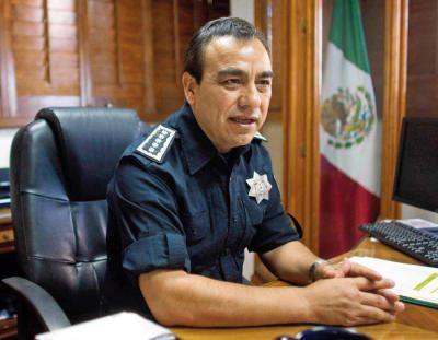 Former Juarez Police Chief Julian Leyazola Juan Carlos Llorca-AP