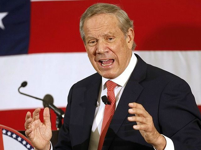 Former Gov., N.Y., George Pataki speaks in Nashua, N.H. Pataki will announce May 28 in New Hampshire whether he intends to seek the Republican nomination for president, he said Thursday