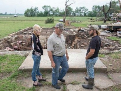 Travis Heying/The Wichita Eagle via AP