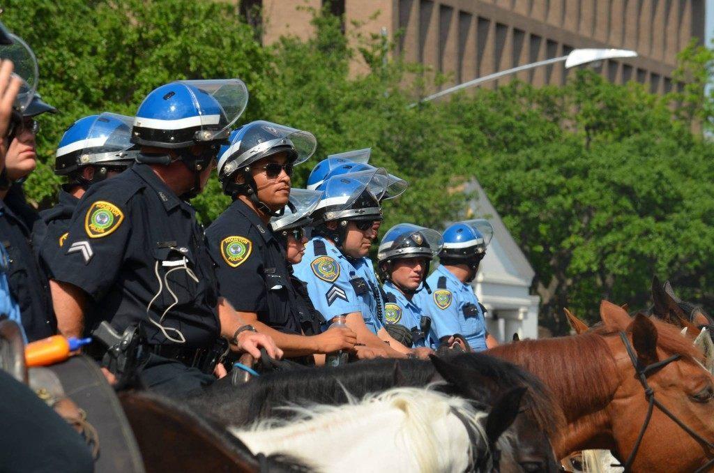 HPD Mounted Patrol