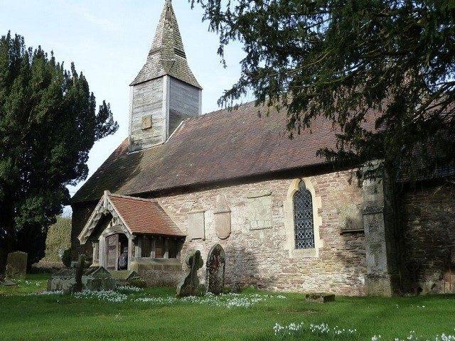 Hanley Broadheath Church