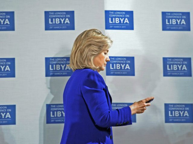FBI RECOVERS DELETED HILLARY CLINTON EMAILS