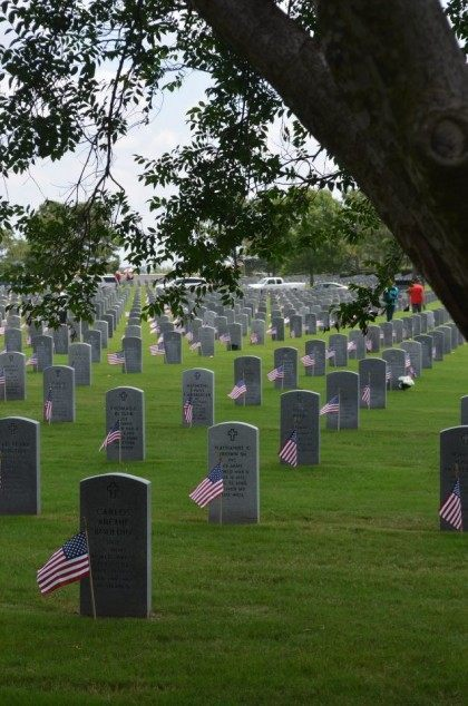 Houston National Cemetary