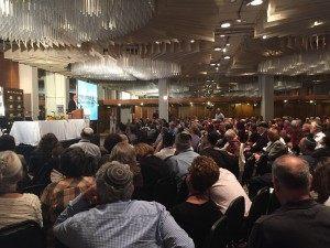 Shurat HaDin Conference (Joel Pollak / Breitbart News)