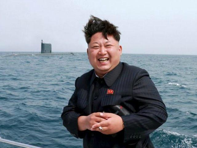 REUTERS/KCNA