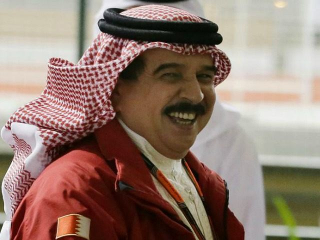 bahrain king