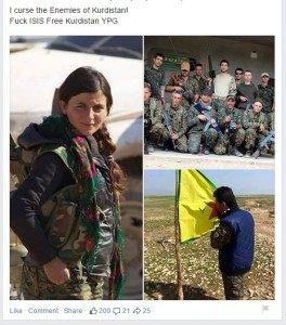 Kurd Recuitment Lions Rojava