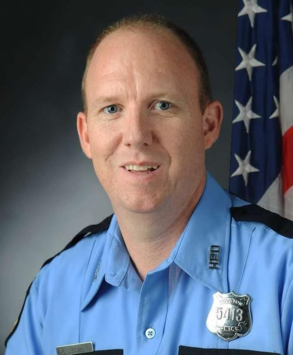 HPD Officer Richard Martin. HPD Official Photo