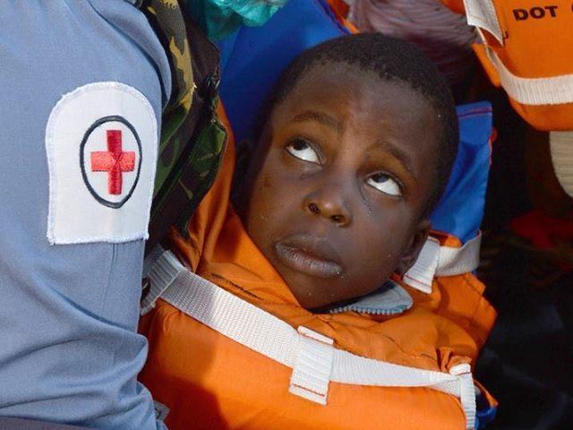 Migrant Regugee Child Africa MOD