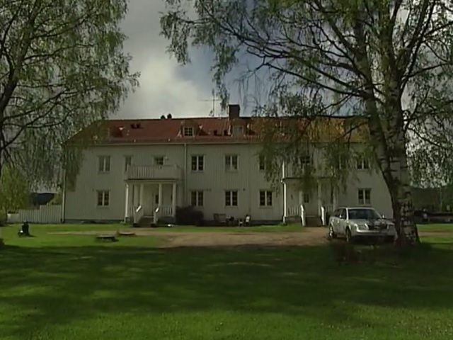Millmark center Sörmark Migrants