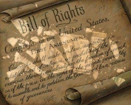 Money and the 1st Amendment