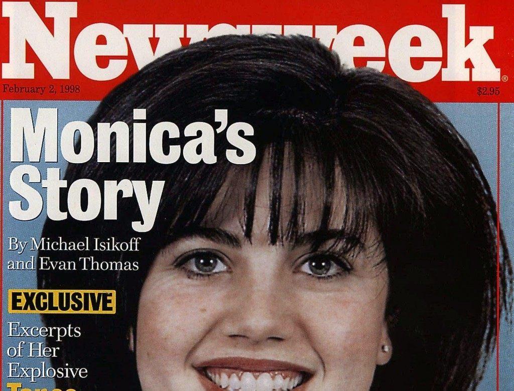 Newsweek Monica Lewinsky