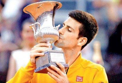 Novak Djokovic AP