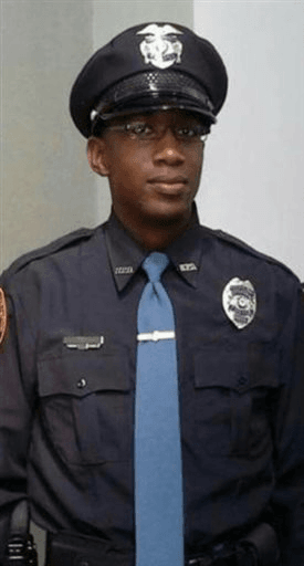 Officer Liquori Tate in Hattiesburg