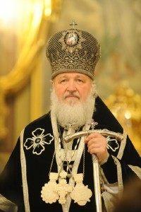 Patriarch Kirill Russia Orthodox