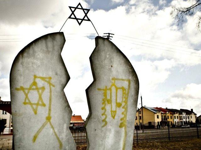 Poland-Anti-Semitism APJedrzej Wojnar
