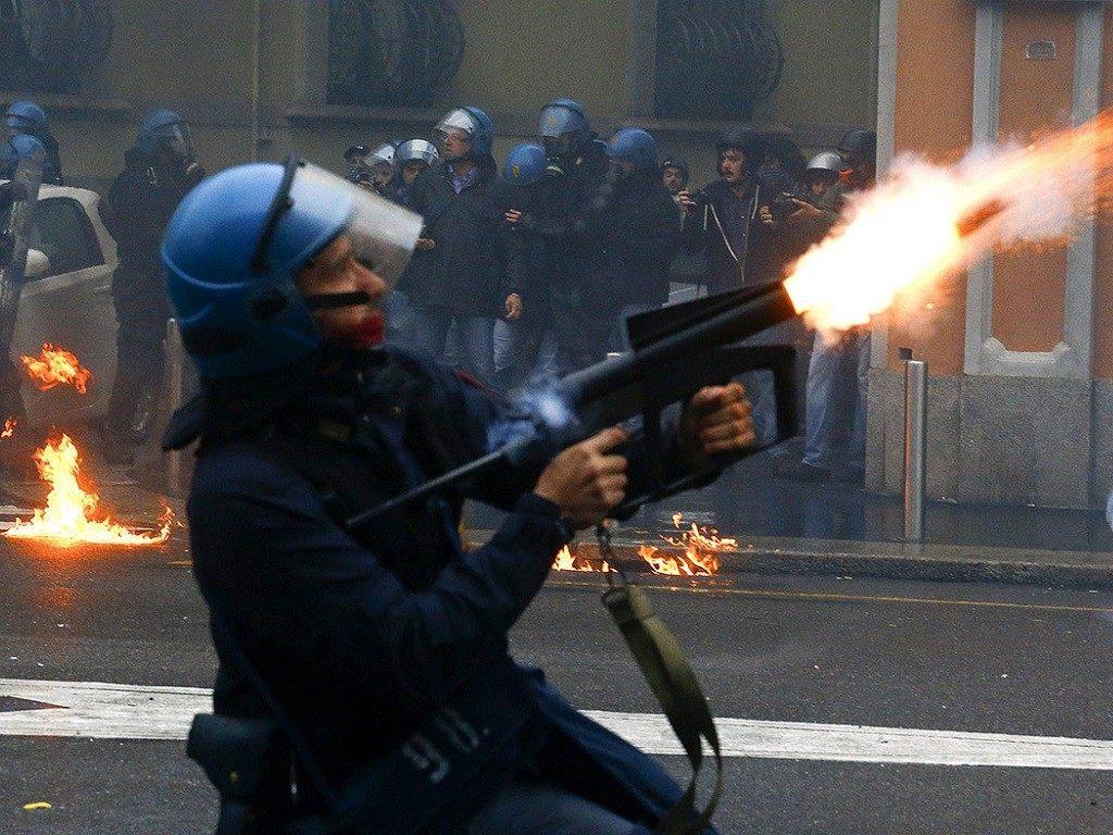 Rioting 4