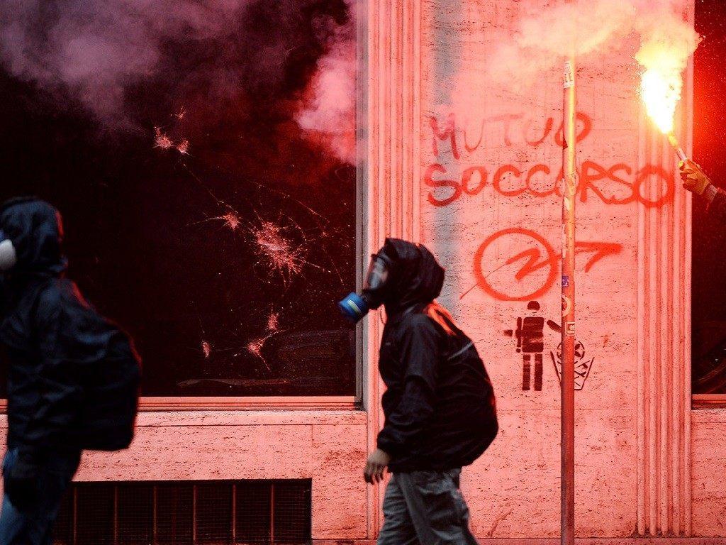 Rioting 7