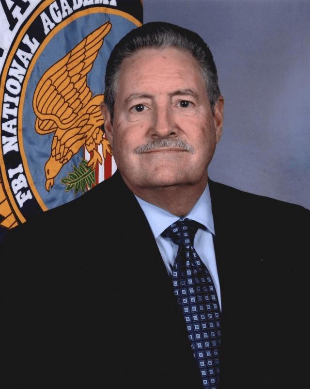 Ron Hickman FBI Academy