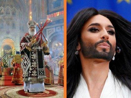 Russian Orthodox Conchita Wurst