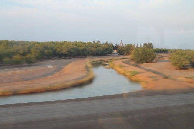 San Joaquin River (Joel Pollak / Breitbart News)
