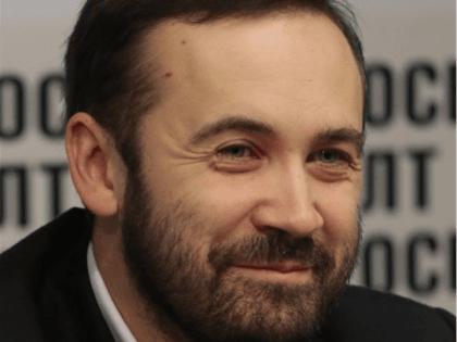 Ponomarev (Ivan Sekretarev / Associated Press)
