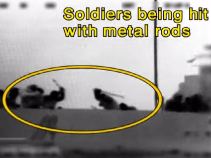 Gaza Flotilla (Israel Defense Forces / Screenshot / YouTube)