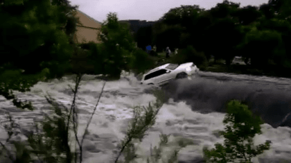 Texas Floods 2015