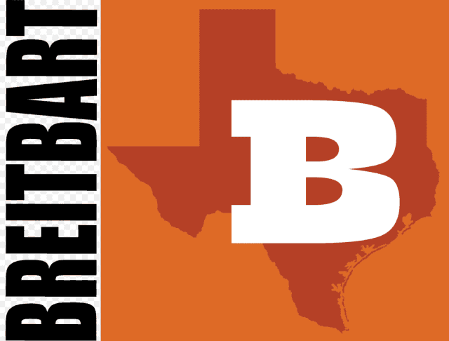 New Breitbart Texas Logo