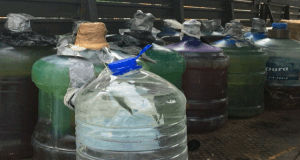 Mexican authoriities seized chemicals near Texas border