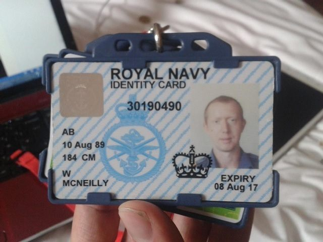 Trident Vanguard Submarine Nucelar Royal Navy McNeilly MOD90 Reuters