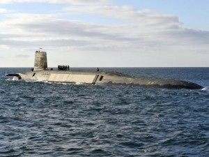 Trident Vanguard Submarine Nucelar Royal Navy Reuters