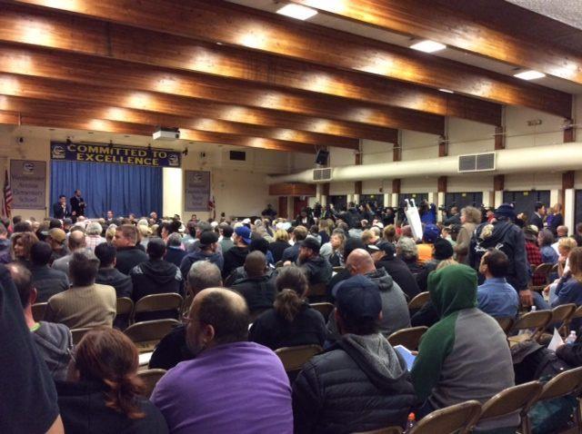 Venice Meeting (Adelle Nazarian / Breitbart News)