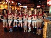 Waco Twin Peaks Waitresses