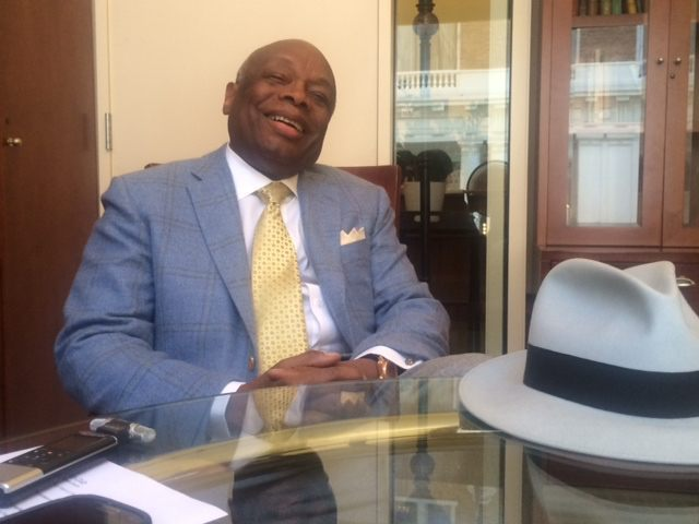 Willie Brown (Adelle Nazarian / Breitbart News)