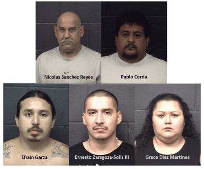 Zetas Kidnappers
