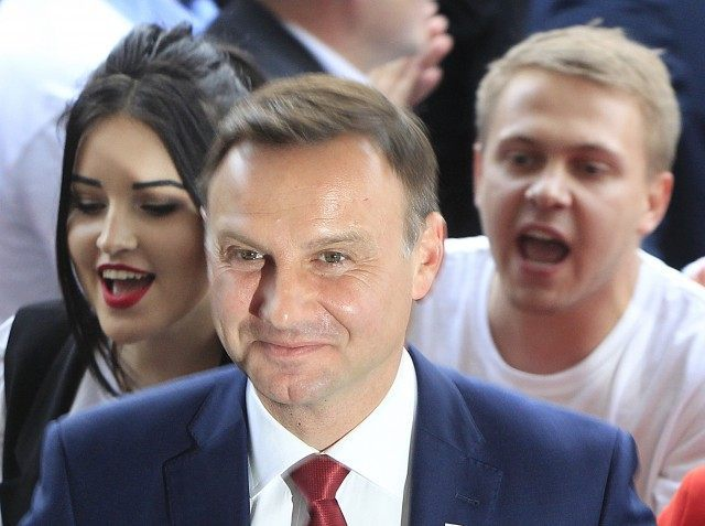 Poland's Conservative President, Andrzej Duda, Takes Office
