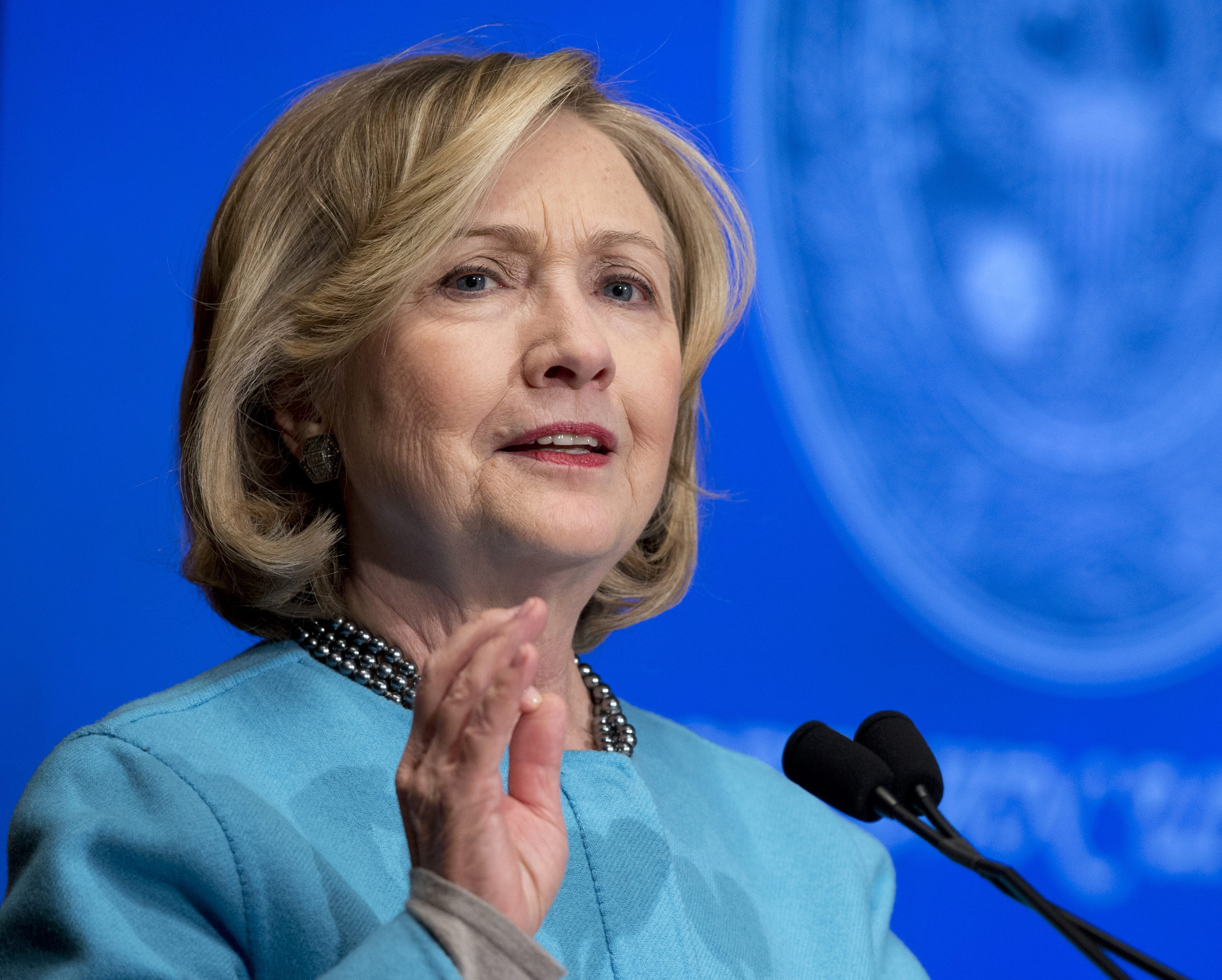 Bill, Hillary Clinton Earned More than $25 Million in ... Hillary Rodham Clinton