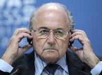 FIFA Suspends Sepp Blatter