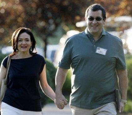 Sheryl Sandberg, David Goldberg