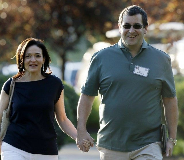 Sheryl Sandberg, David Goldberg