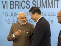 Xi Jinping, Jacob Zuma, Narendra Modi