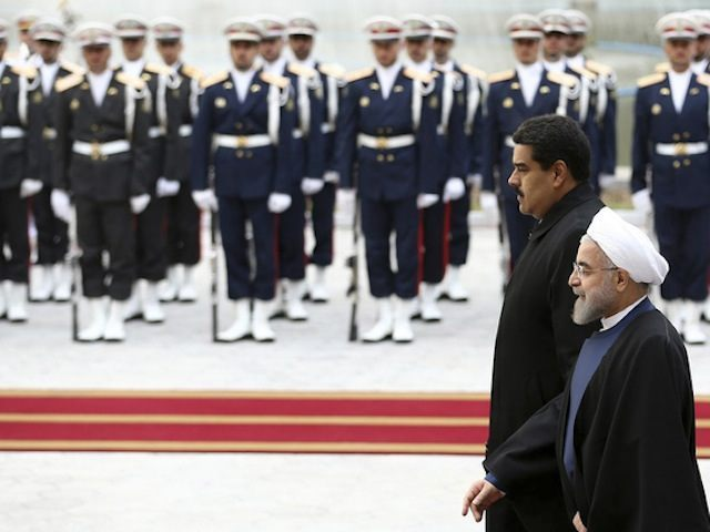 Hassan Rouhani, Nicolas Maduro