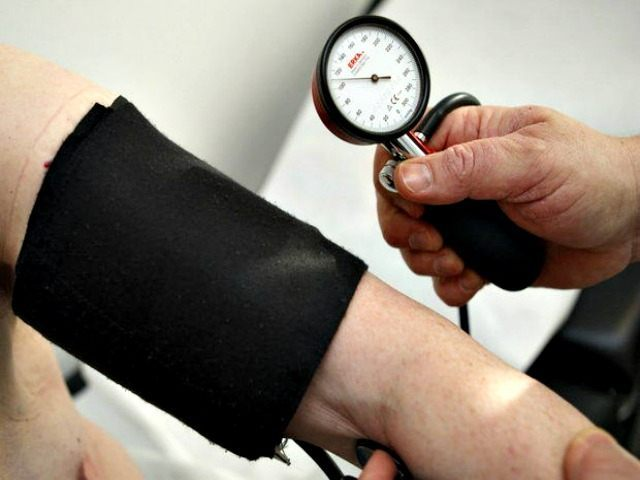 blood pressure mmmain