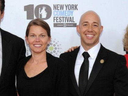 Bryan Bedder/Getty Images for New York Comedy Festival/AFP