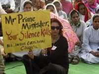 christian-protestors-india reuters