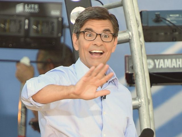 george-stephanopoulos-outside-afp